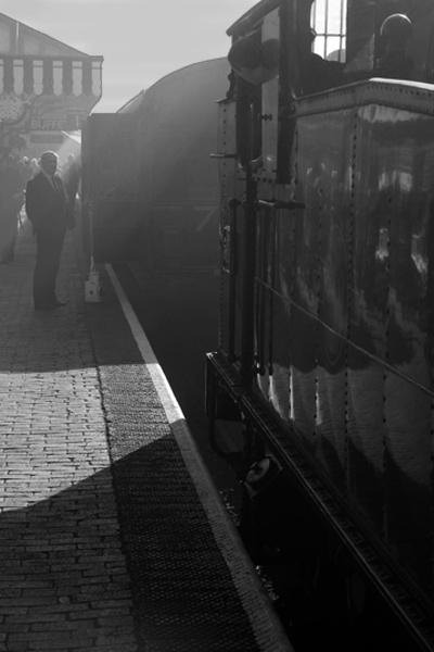 Smoke and Train