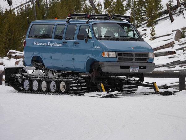 Snowcoach