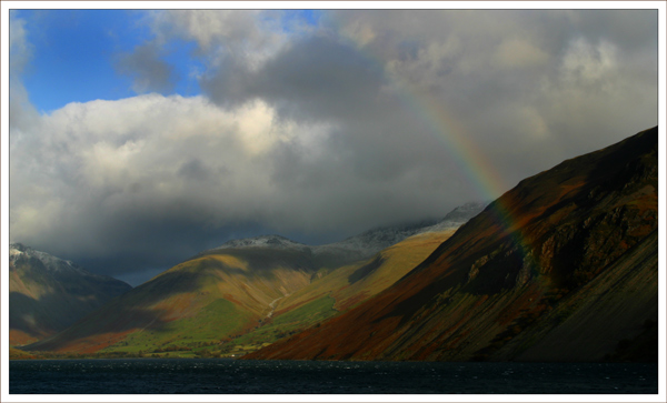 Wast Water Rainbow