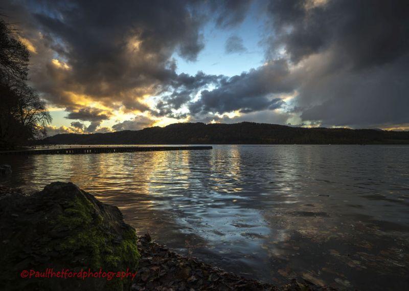 Lake Windermere autumn 2012