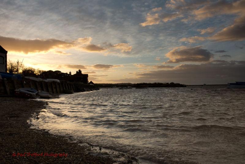 High Tide Burnham Overy Staithe 2