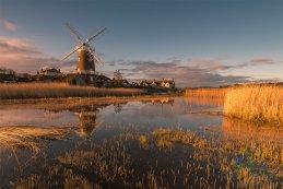 Dawn Light Cley Mill