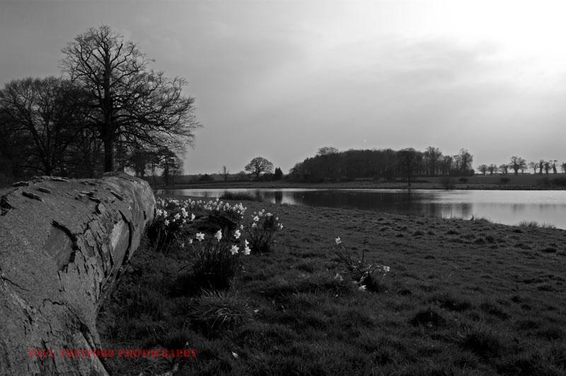 Wolterton lake