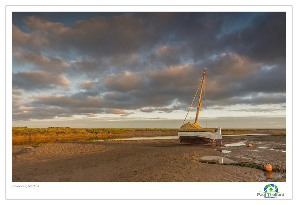 Blakeney Dawn Light