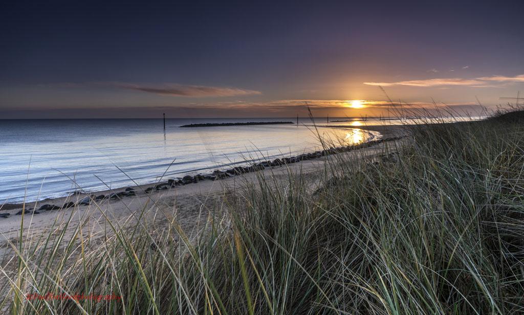 Sea Palling Sunrise 5