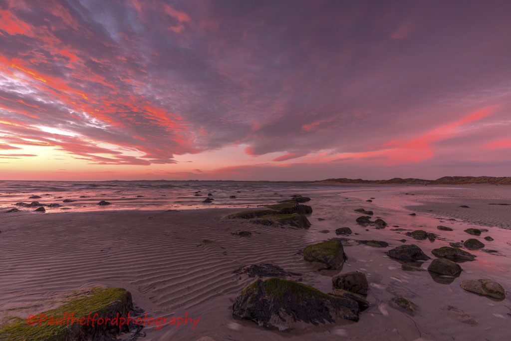Dawn Beadnell Bay 2