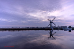 Dawn over Thurne 2