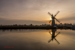Dawn over Thurne 5