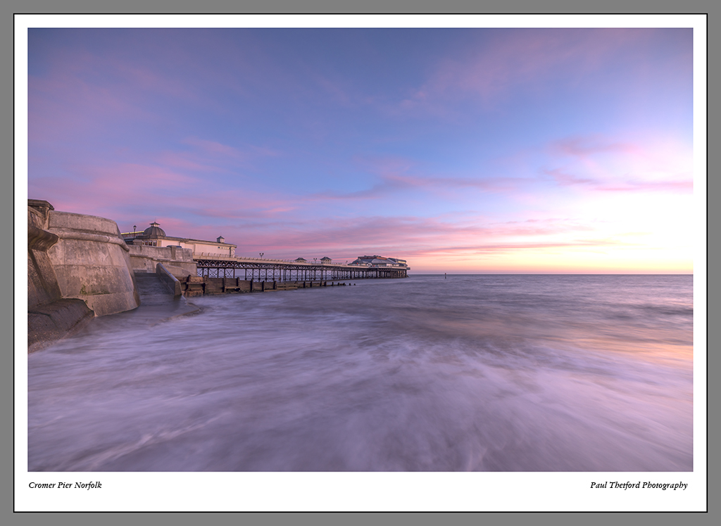 Cromer Pier Dawn 3
