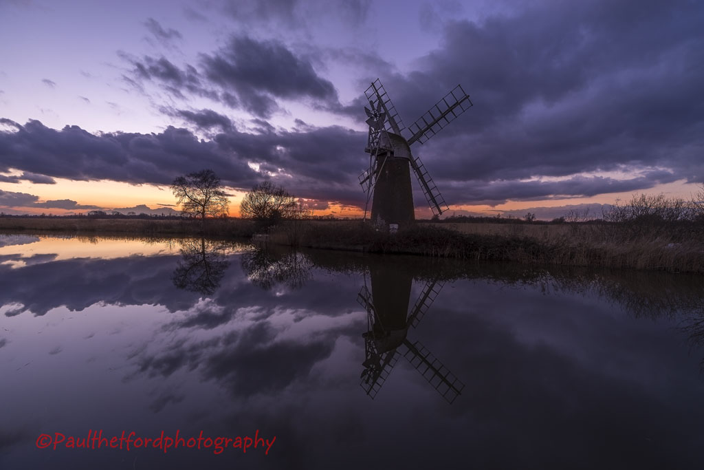 Turf Fen Mill Norfolk Broads 7
