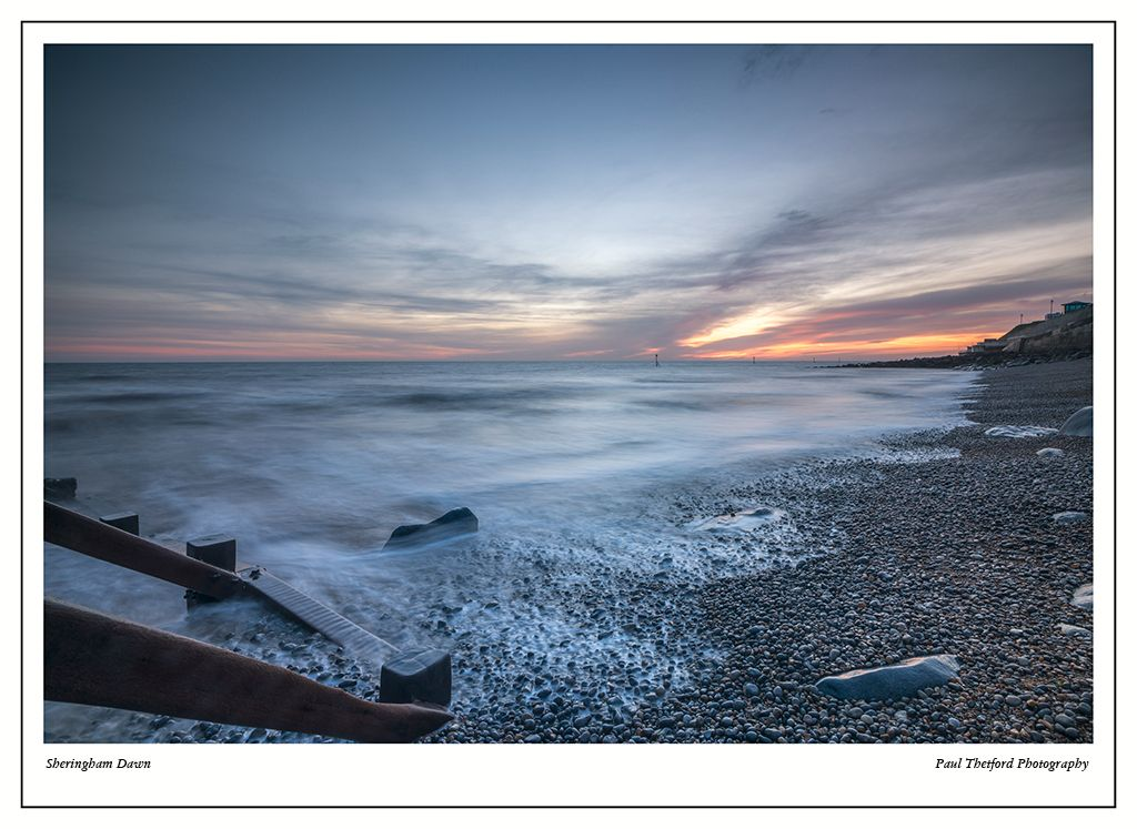 Sheringham sunrise 5