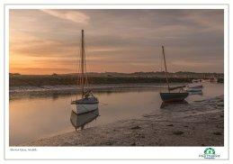 Morston Quay Spring Dawn 4