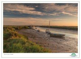 Morston Quay Spring Dawn 5