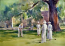 Croquet, Wells. SOLD