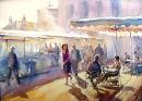Hazy Light, Wells Market