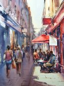 Lunchtime Shade, Bath - SOLD