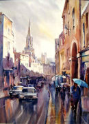 Passing Showers, Bath SOLD
