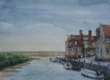 Blakeney Point, Norfolk. Sold.