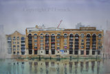 Gun Wharves, Wapping, London. Sold.