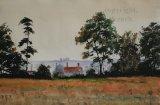 Lessingham, Norfolk. -Watercolour. Sold.