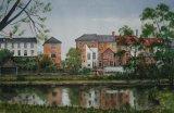 Waterside, the Wensum, Norwich.