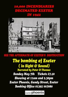 Bombing of Exeter May7th 2017