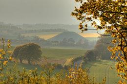 Looking Towards Silbury Hill