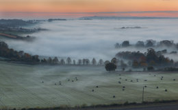 Misty Pewsey vale