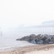 Misty Pier 1