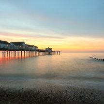 Pier Sunrise 1