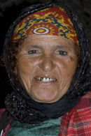 Berber Lady Tunisia