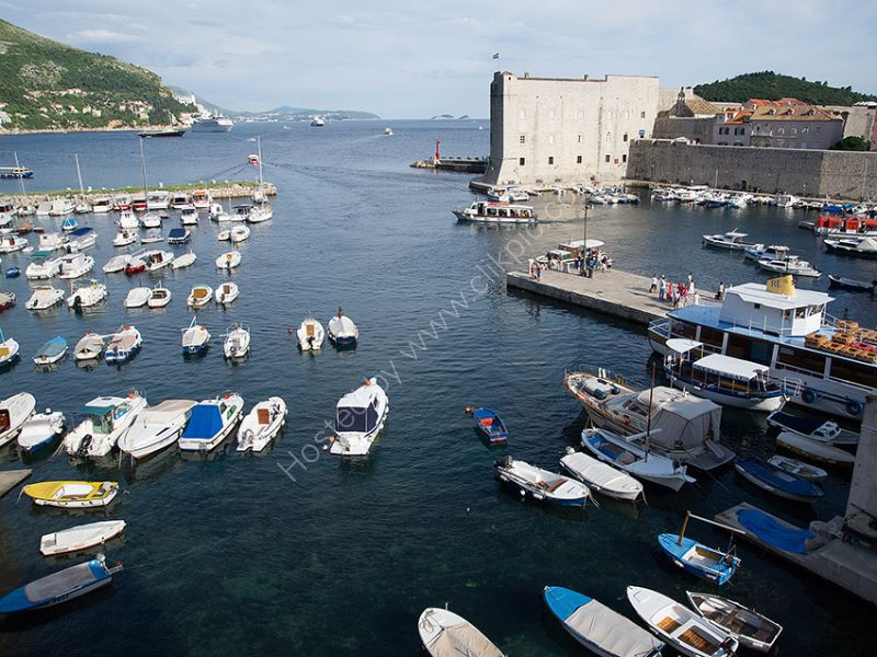 Dubrovnic Harbour