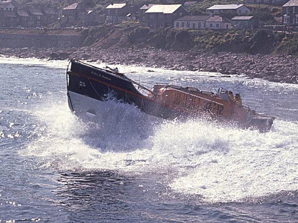 'Amelia' Relief Boat 1964-78 Oakley Class