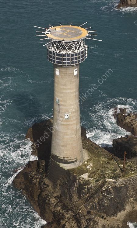 Longships Lighthouse