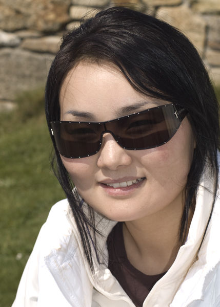 Girl From Mongolia