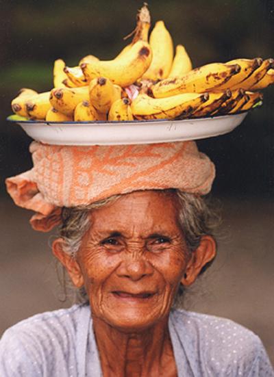 Fruit Seller Lombok
