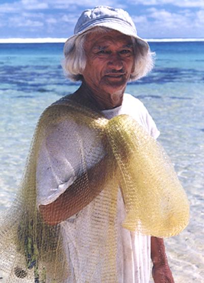 Fisherman Cook Islands
