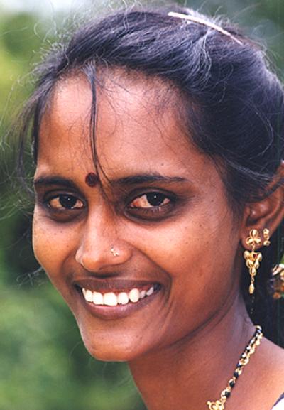 Fijian Lady