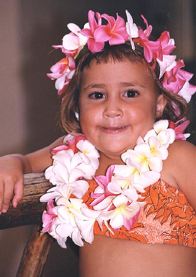 Cook Islands Girl