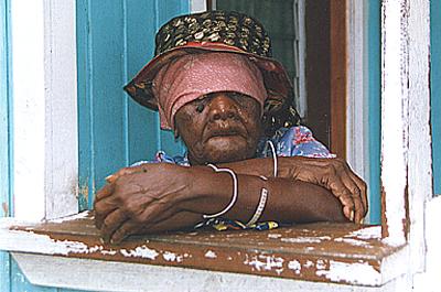 Old Lady Antigua