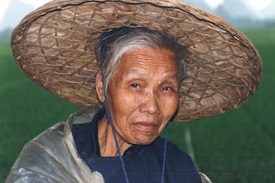 Old Lady China