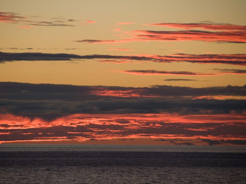 Sunset Lands End