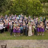 Group photo Horwood House