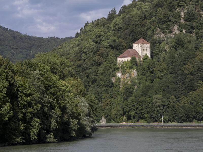 Danube - river view 0118