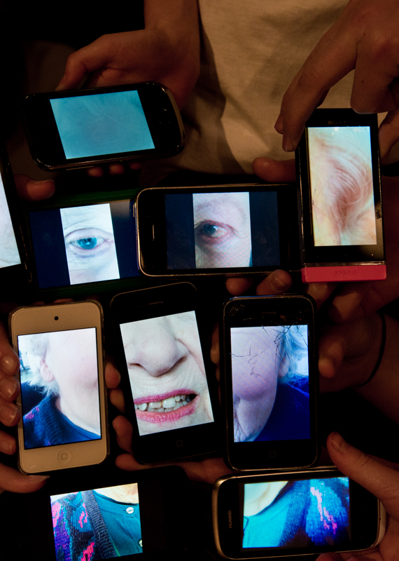 Smartphone Portrait 33135