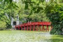 Hanoi, Temple Bridge