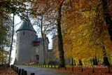 Autumn at Castell Coch