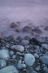 LLantwit Major seashore at dusk VII