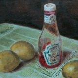 Still Life with Ketchup
