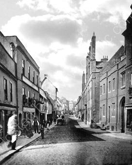 Magdalene Street.